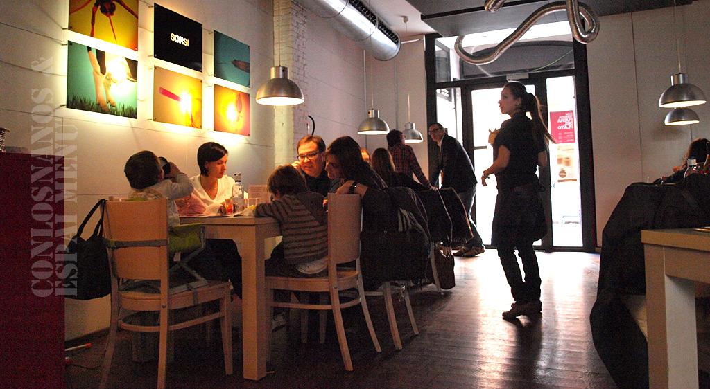 Espai menut vicios italianos lugares para comer bien y - Sorsi e morsi canovas ...