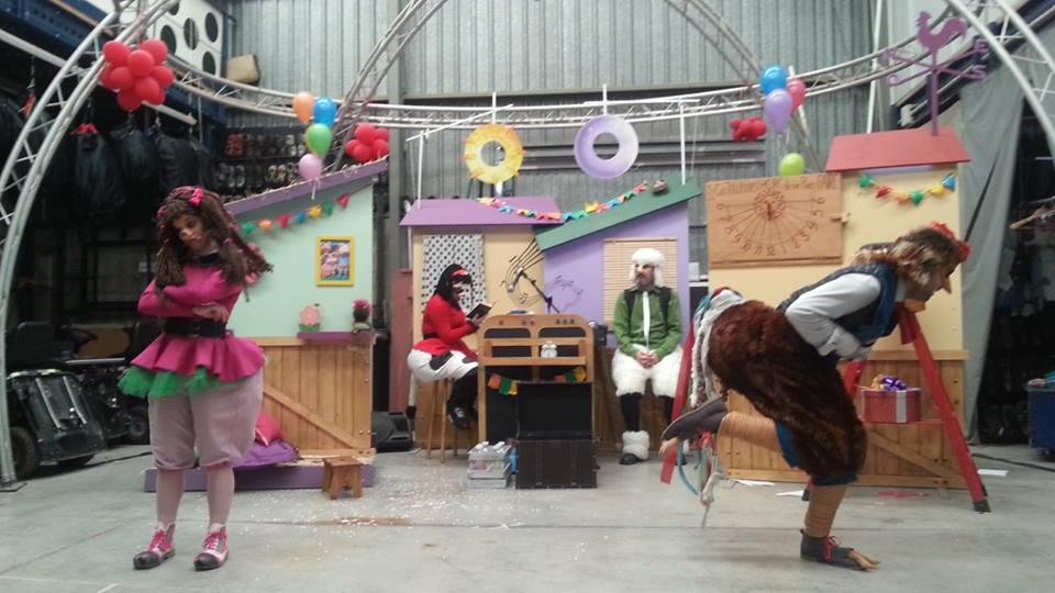 festa de donkey