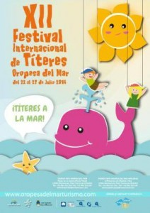 festival titeres a la mar oropesa y espai menut