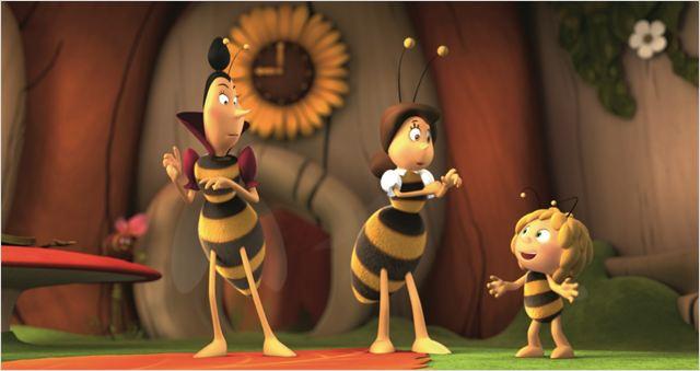 abeja maya la película
