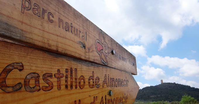 vall de almonacid castillo