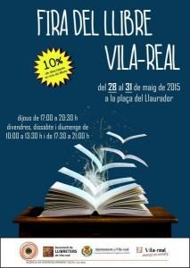 fira del llibre vila-real