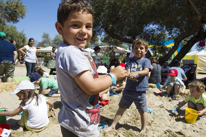 formigues festival benicassim arenero