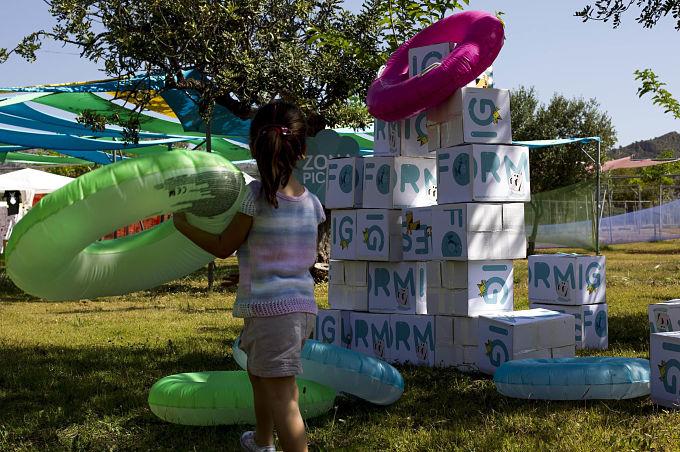 formigues festival benicassim juegos de carton