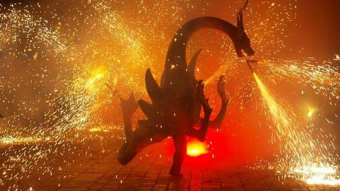 botafocs ball de dimonis