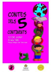 contes dels 5 continents