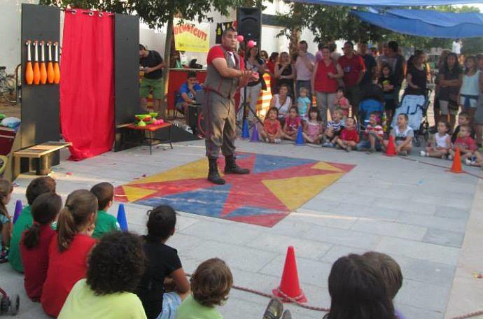 purpurina circus FAG