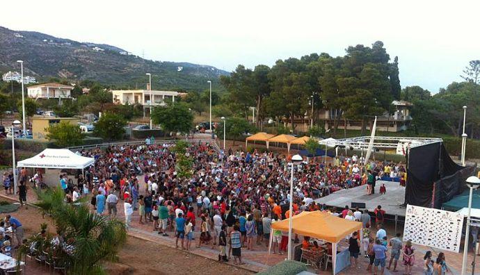 babakus festival actuación