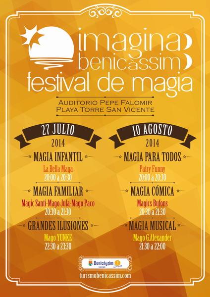 benicassim festival magia