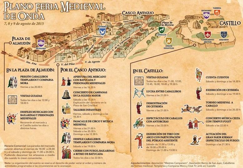 Onda feria medieval