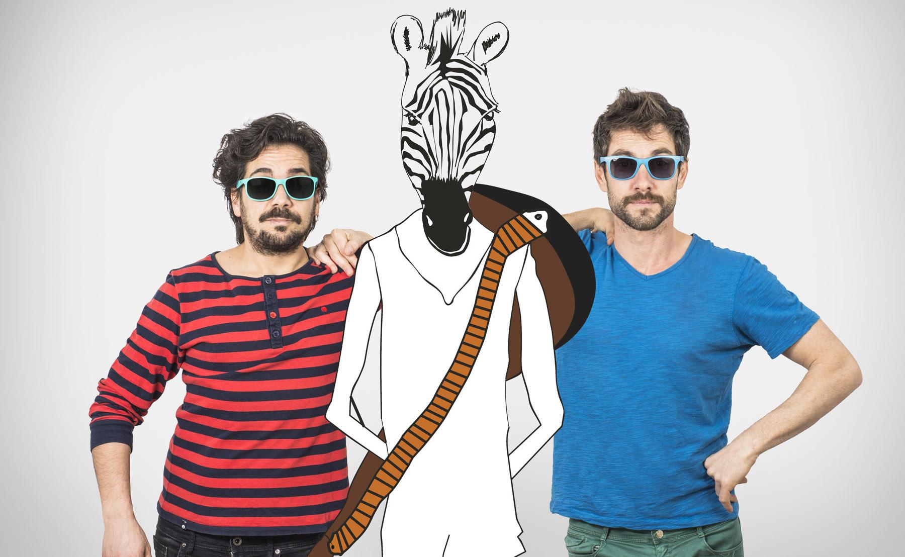 Raúl Delgado y Marcos Casal, Billy Boom Band.