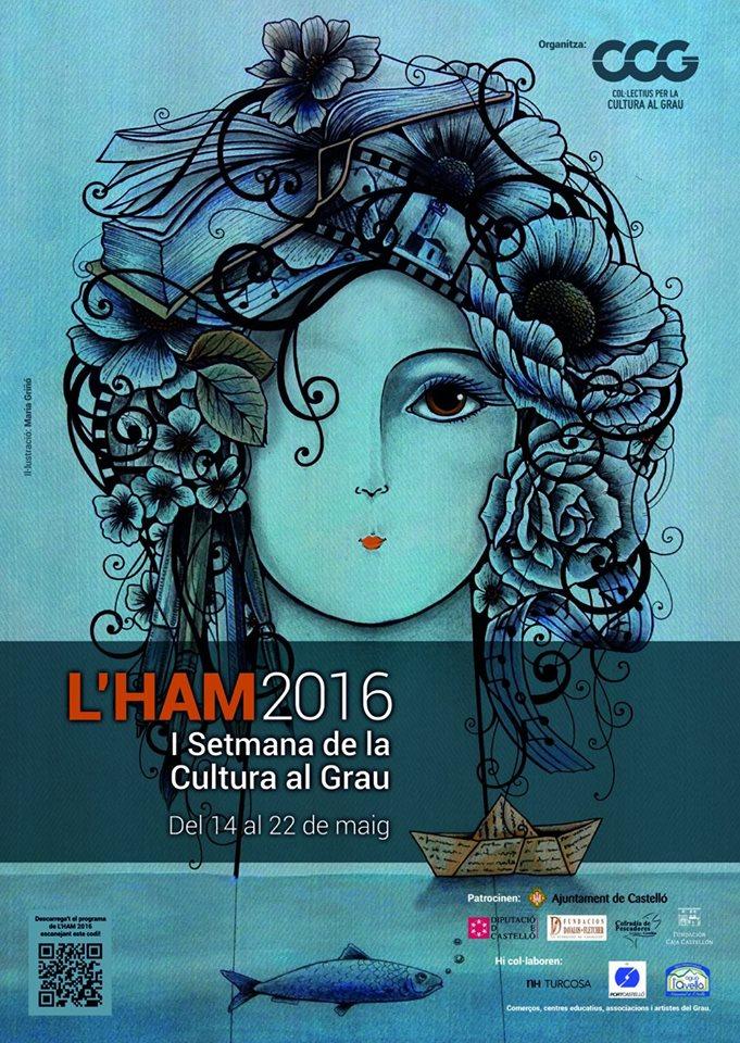 cartell L'HAM 2016