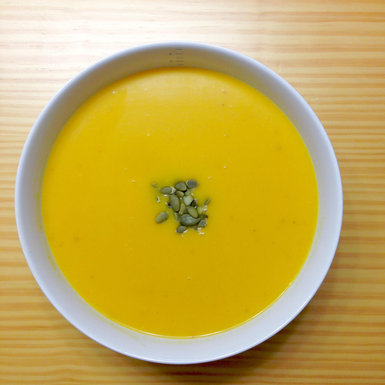 Espai Menut | Sopa de calabaza: Fácil, sana y está de miedo