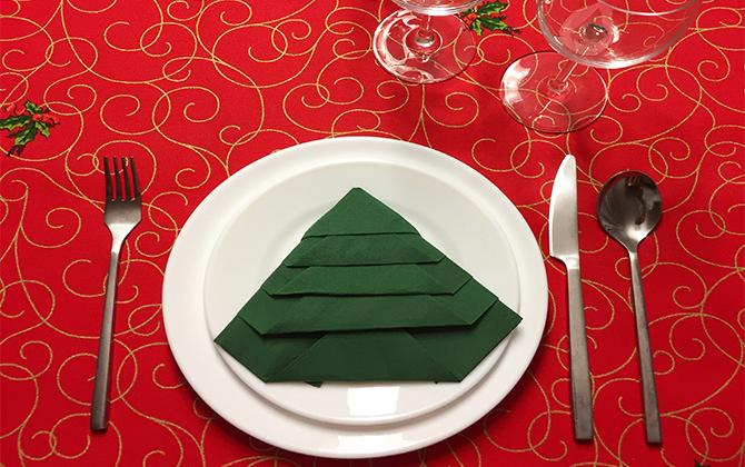 poner la mesa portada navidad receta