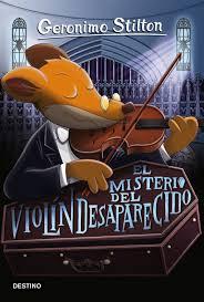 el misterio del violin desaparecido