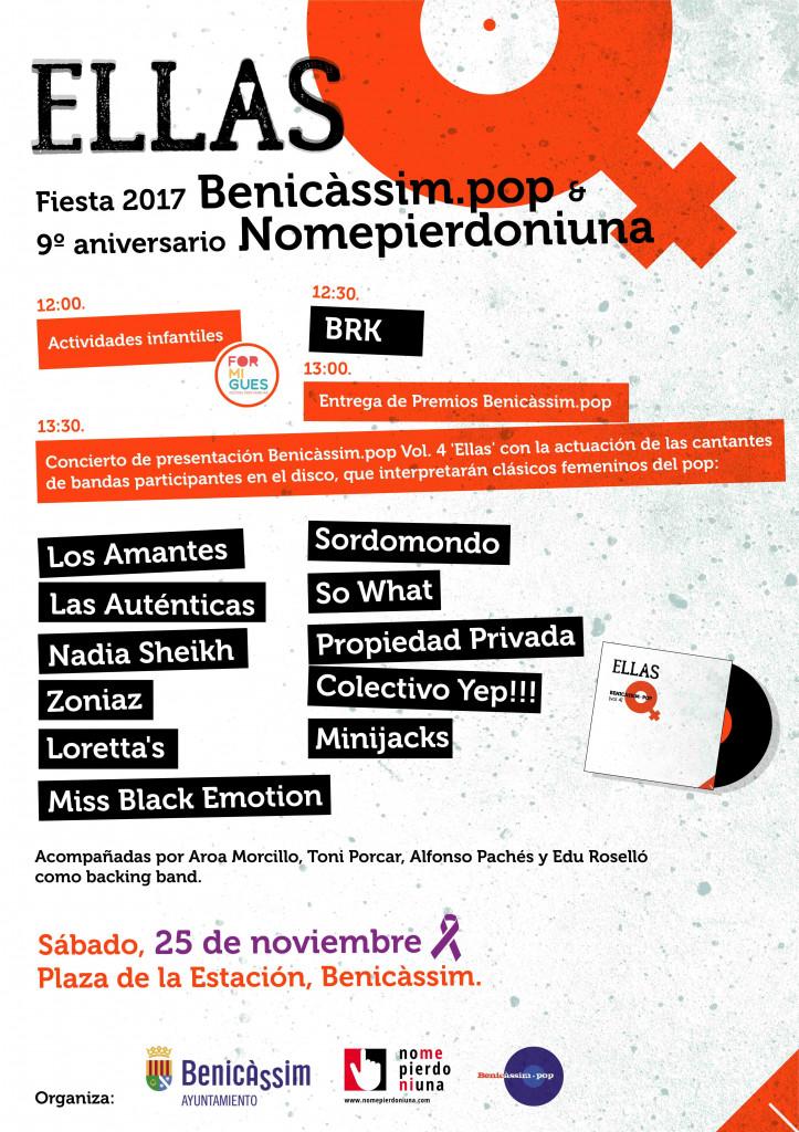 cartel 9 fiesta NMPNU