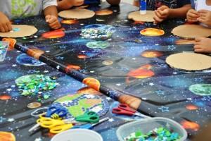 Arte y planetas