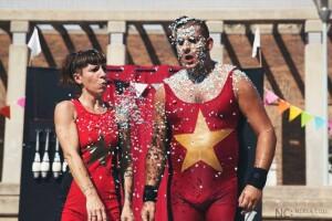 Pupurina Circus estará Viu l'estiu 2019