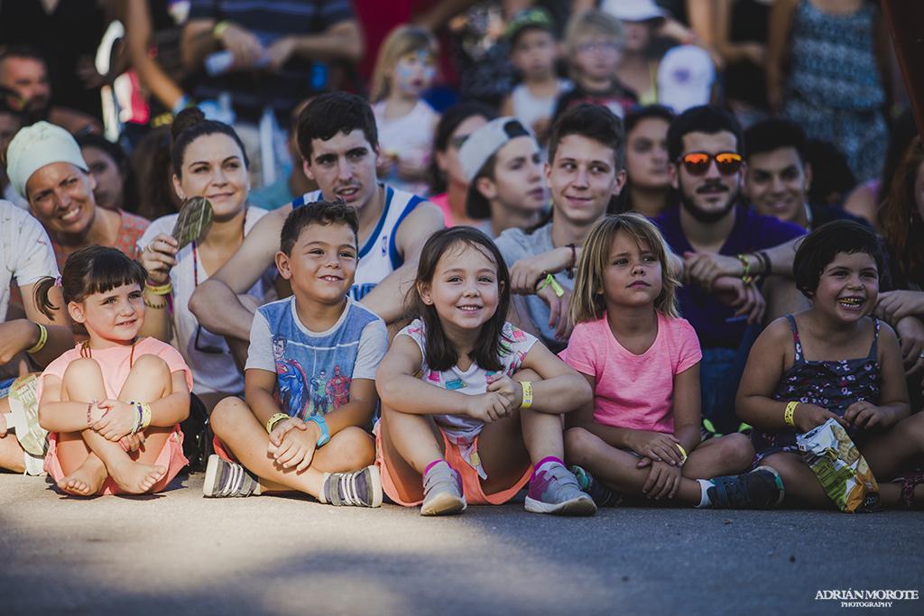 - El Rototom Sunsplash, un festival adaptado a todas las edades. Foto: Adrián Morote (hoyoyo.es).