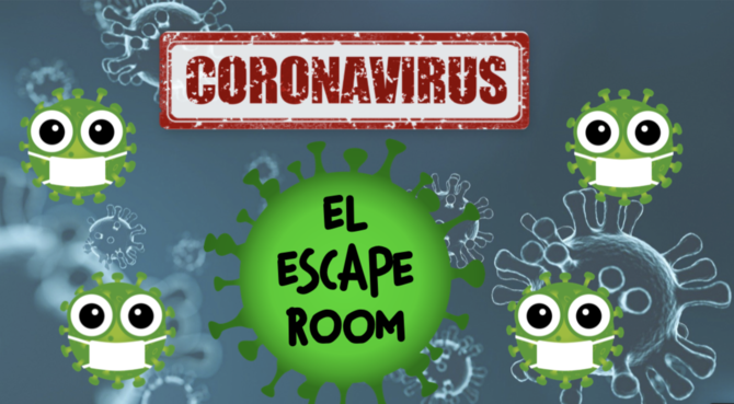 Coronavirus escape room