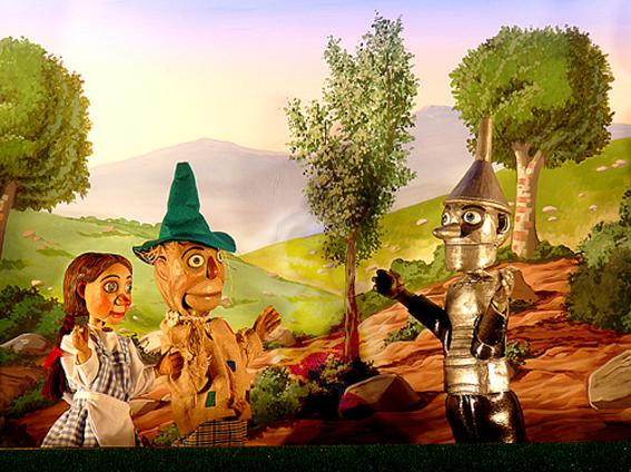 Titelles Vergés El mag d'Oz