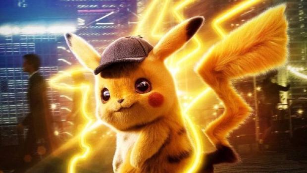 pikachu detective pokemon