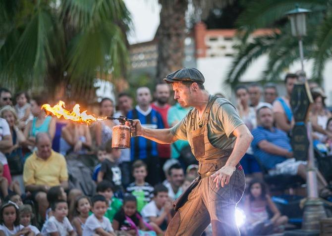 Civi Civiac Produccions interpretarà 'El Gran Zampano' el 29 d'agost a ñas 19.30 en l'Àgora de Rural Nostra.